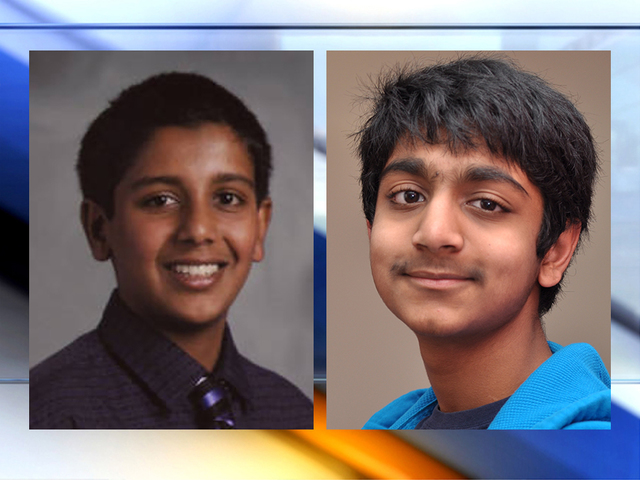 Manu, Abhi advance to Spelling Bee semifinals