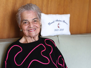 Marian Spencer: 'We fought for the good fight'