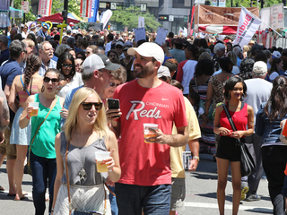 70 beers on Taste of Cincinnati's menu this year