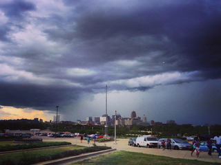 Severe storms possible again today, the timing