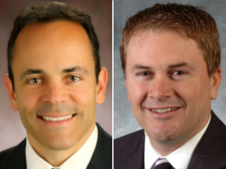 Bevin holds lead in Ky. GOP governor primary