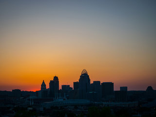 PHOTOS: Stunning sunsets and more in Cincinnati