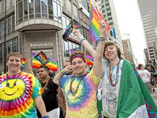 Cincinnati Pride Parade 2015
