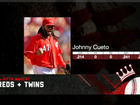 Fifth Mascot: Last Reds game for Johnny Cueto?