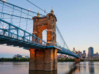 Roebling Bridge closes today for commercial