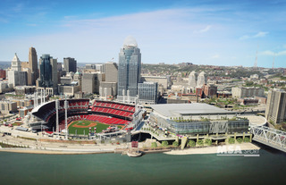 US Bank Arena renovation concept art