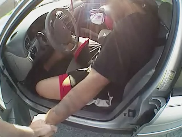 Body cam footage shows Tensing's demeanor