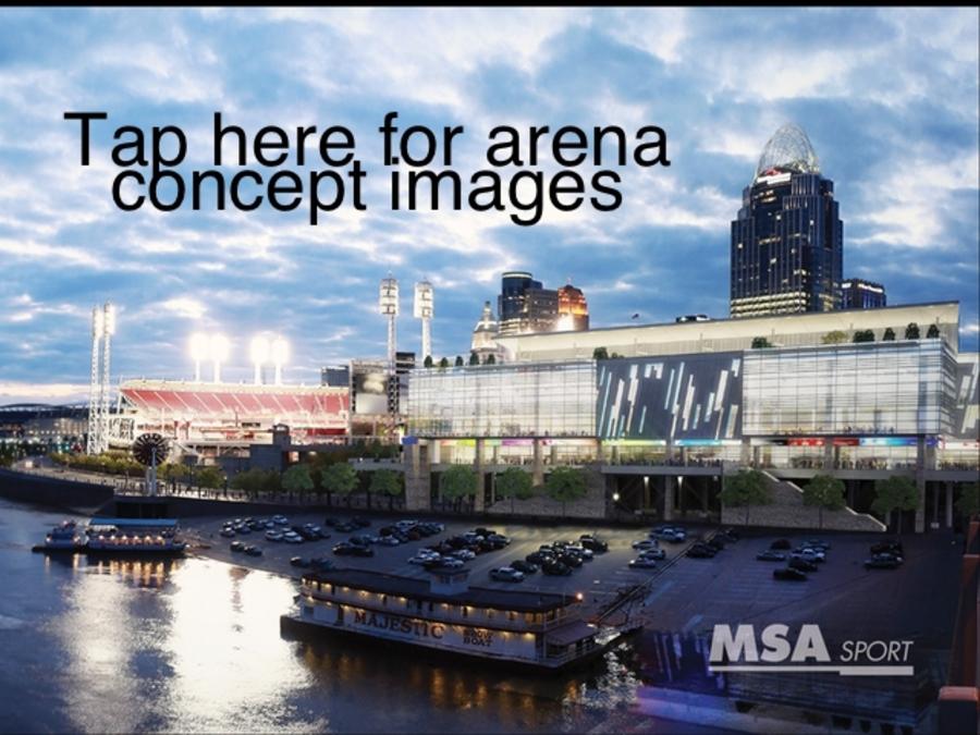 Billy Joel To Headline US Bank Arena Show This Spring WCPO - Us bank arena cincinnati map