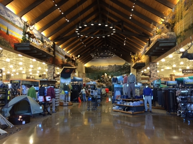 cabela s west chester offers sneak peek gallery holiday inn event amp banquet center hotel builders and