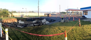 Fairfield Gas Depot explosion