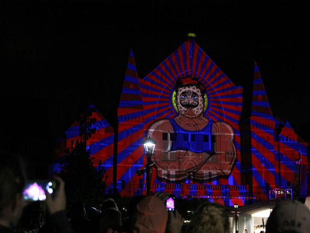 Four-day light and art fest BLINK coming in 2017