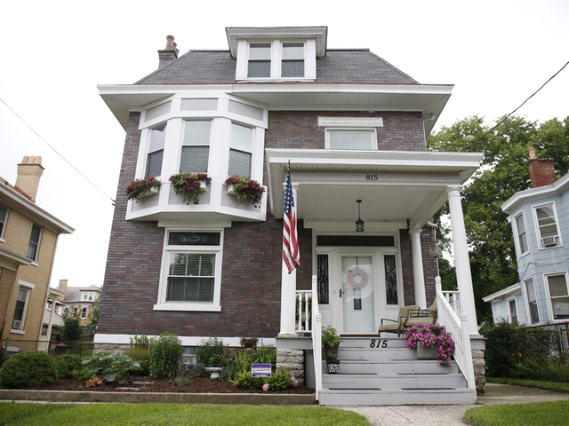 Modest Home Images 9 billionaires with modest house buzz n fun The Price Hill Home Of Megan And Daniel Cavanaugh Was Rehabbed And Purchased Through Price Hill Will An Organization Geared Toward The Revitalization Of