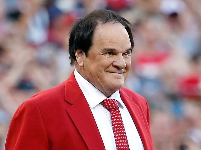 Pete Rose ignites fits of laughter on Fox Sports - Story