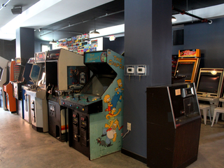 Ready player one? Retro arcade coming to Newport