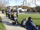 Cincinnati ends campouts at magnet schools