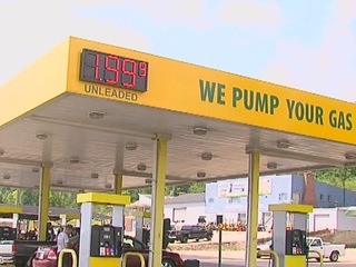 Gas is $1.99 in Lawrenceburg, why not near you?