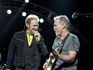 Van Halen at Riverbend Music Center