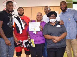 Devon Still helps other families in cancer fight