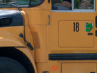Parent punched school bus driver, district says