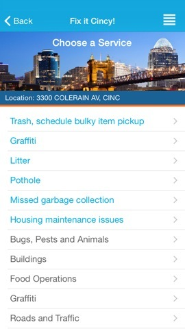 fix it cincy app