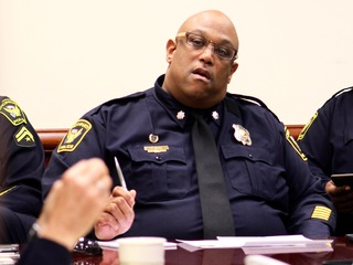 Should police chief job have been advertised?