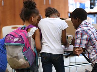 Poverty surrounds OTR kids, doesn't define them