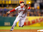 Reds beat Bucs to stop 13-game skid