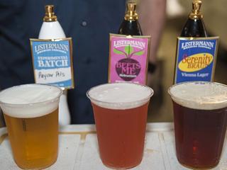 Cincy Craft Brewers' Oktoberfest at Listermann