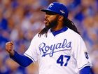 Why Johnny Cueto feels dissed by the Royals