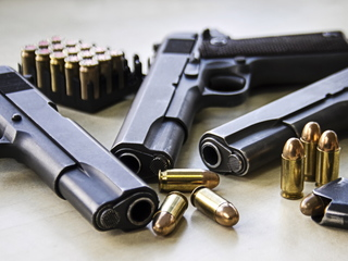 Shootings, violent crimes 'historically low'