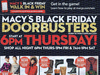 Macy's full Black Friday ad out
