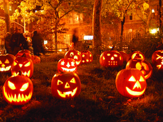 We've got your trick-or-treat times right here