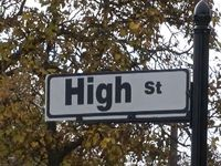 High Street sign in high demand with thieves