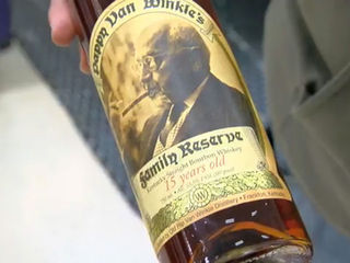 Suspect in pricey bourbon heist pleads guilty