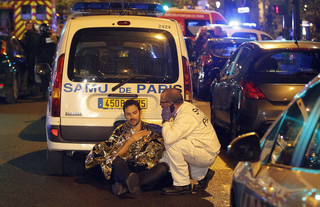 Paris struck by worst attacks since World War II