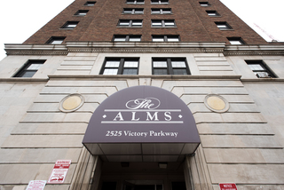 Judge rules Alms residents won't be forced out