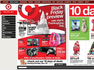 If you're in to saving money through Black Friday deals, here's a