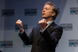Rand Paul, what are you running for?