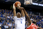 UK needs big finish to win first game as No. 1