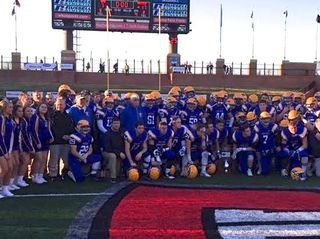 Turnovers spoil NewCath's bid for state title