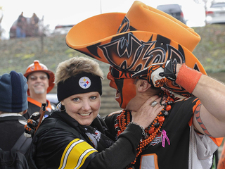 PHOTOS: Tailgaters before Bengals vs. Steelers