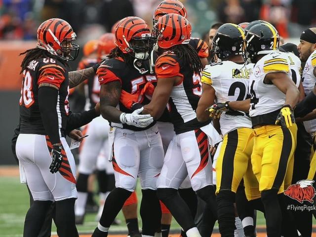 Cincinnati Bengals linebacker Vontaze Burfict needs to