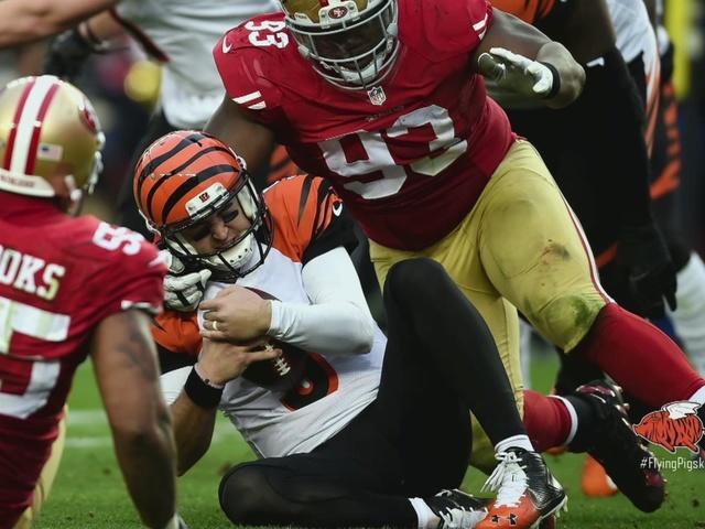 Cincinnati Bengals QB McCarron was good enough to win over 49ers;…