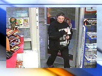 Wilder PD looking for purse snatching suspect