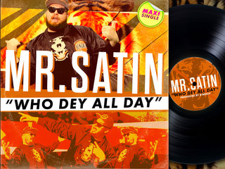 Get hype with Mr. Satin's Bengals Rap