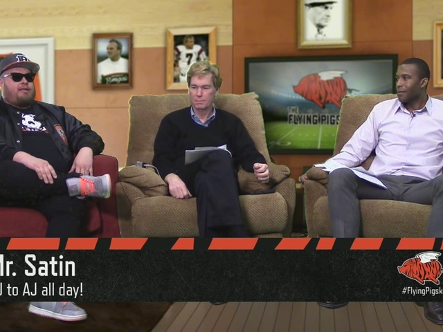 The Cincinnati Bengals have the easiest path to the Super Bowl - Flying…