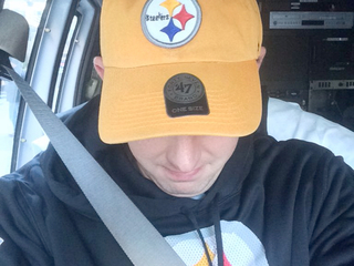 VIDEO: What it's like to be a Steelers fan here