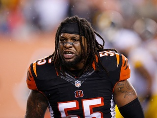Burfict asks Goodell how to get out of doghouse