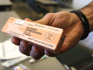 Editorial: Withholding Narcan is heartless