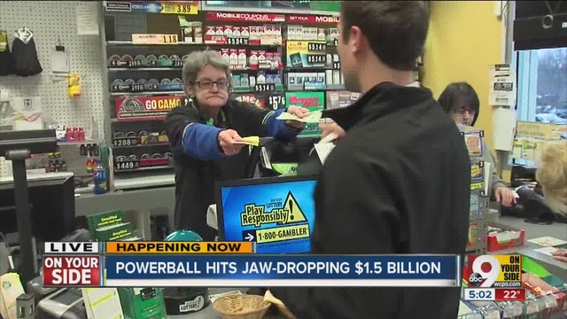 Maryland man wins $1M Powerball prize